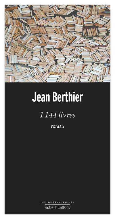 Couverture 1144 livres