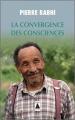 Couverture La convergence des consciences Editions Babel 2017