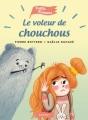 Couverture Le voleur de chouchous Editions Rageot 2017