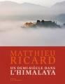 Couverture Un demi-siècle dans l'Himalaya Editions de La martinière 2017
