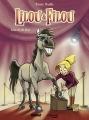 Couverture Lilou & Filou, tome1 : Une vie de star Editions Glénat 2014