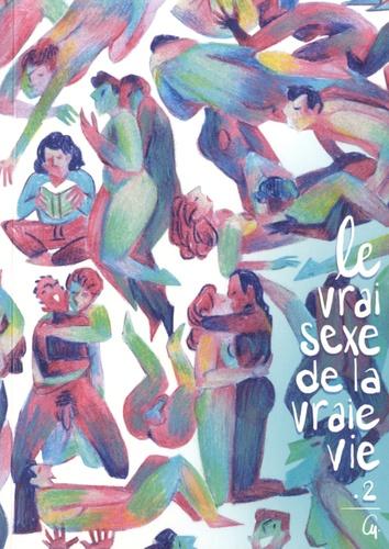 Couverture Le vrai sexe de la vraie vie, tome 2
