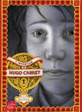Couverture L'invention de Hugo Cabret