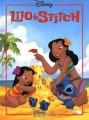 Couverture Lilo & Stitch Editions Disney / Hachette 2002