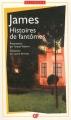 Couverture Histoires de fantômes Editions Flammarion (GF - Bilingue) 2012