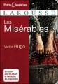 Couverture Les misérables Editions Larousse (Petits classiques) 2007