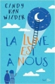 Couverture La Lune est à nous Editions Scrineo (Jeunesse) 2017