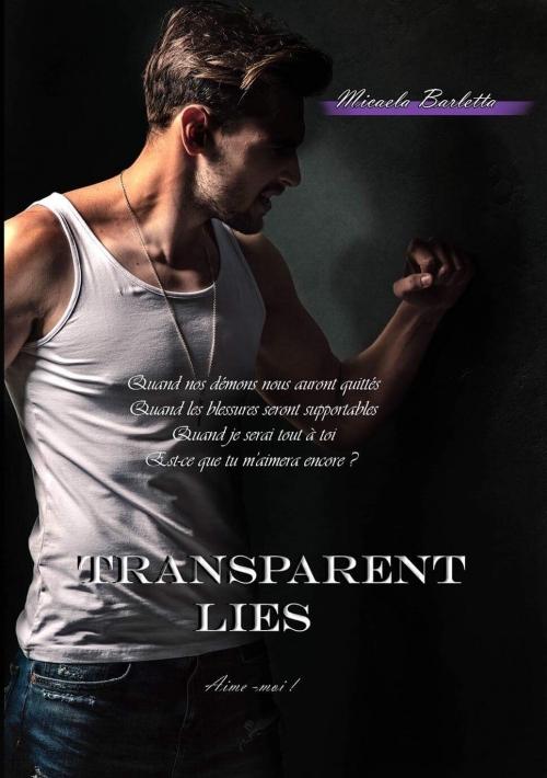 Couverture Transparent lies, tome 3 : Aime-moi
