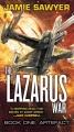 Couverture Lazare en guerre, tome 1 : L'artefact Editions Orbit Books 2015