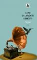 Couverture Fugue Editions Babel 2014