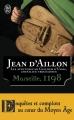 Couverture Guilhem d'Ussel, chevalier troubadour, tome 01 : Marseille, 1198 Editions J'ai Lu 2010