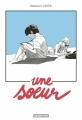 Couverture Une soeur Editions Casterman 2017