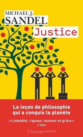 Couverture Justice