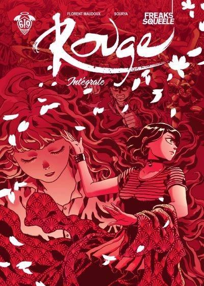 Couverture Freaks' Squeele Rouge, intégrale