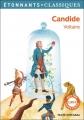 Couverture Candide / Candide ou l'Optimisme Editions Flammarion (GF - Etonnants classiques) 2017