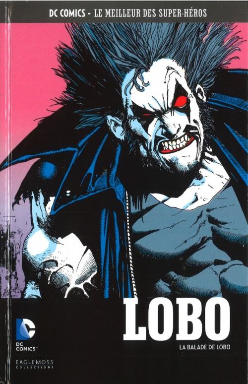 Couverture La Balade de Lobo