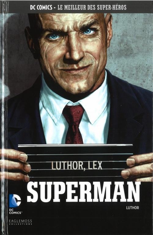 Couverture Superman : Lex Luthor
