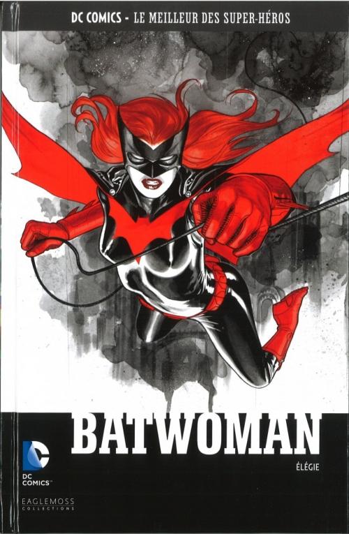 Couverture Batwoman (Renaissance), tome 0 : Élégie