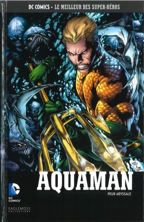 Couverture Aquaman (Renaissance), tome 1 : Peur abyssale