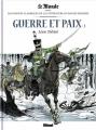 Couverture Guerre et paix, tome 2 Editions Glénat 2017