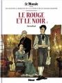 Couverture Le rouge et le noir, tome 1 Editions Glénat 2017