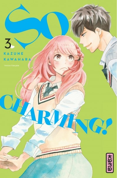 Couverture So charming !, tome 3