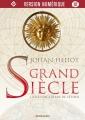 Couverture Grand siècle, tome 1 : L'académie de l'éther Editions Mnémos (Icares) 2017