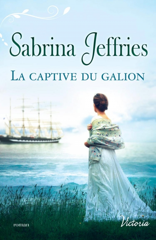 Couverture La captive du Galion