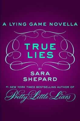 Couverture The lying game, tome 5.5