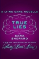 Couverture The lying game, tome 5.5 Editions HarperTeen 2013