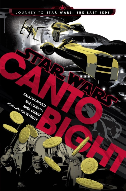 Couverture Star Wars : Canto Bight