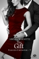 Couverture Pouvoirs d'attraction, tome 5 : The Gift Editions Milady (Romantica) 2017