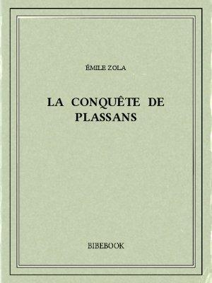 Couverture La conquête de Plassans