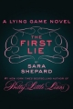 Couverture The lying game, tome 0.5 Editions HarperTeen 2012