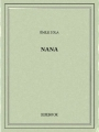 Couverture Nana Editions Bibebook 2016