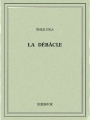 Couverture La Débâcle Editions Bibebook 2016