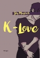 Couverture K-love Editions Rivages 2017