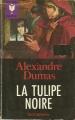 Couverture La tulipe noire Editions O.D.E.J. 1963
