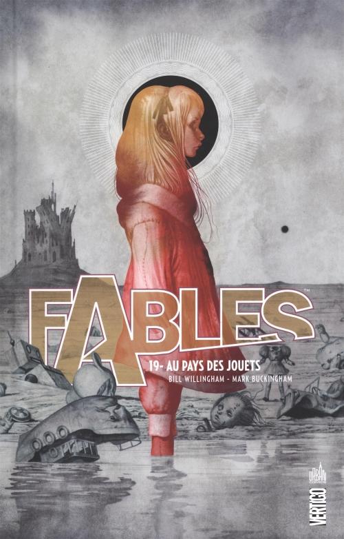Couverture Fables (cartonné), tome 19 : Au pays des jouets
