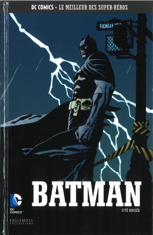 Couverture Batman : Cité Brisée