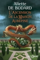 Couverture Dominion of the fallen, tome 2 : L'ascension de la maison Aubépine Editions Fleuve (Outrefleuve) 2018