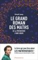 Couverture Le grand roman des maths : De la préhistoire à nos jours Editions Flammarion 2016