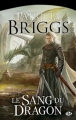 Couverture Hurog, tome 2 : Le sang du dragon Editions Milady 2013