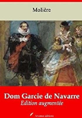 Couverture Don Garcia de Navarre