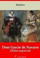 Couverture Don Garcia de Navarre Editions Bibliothèque nationale de France (BnF) 1661