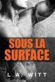 Couverture Sous la surface Editions Sidh Press 2017