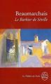 Couverture Le Barbier de Séville Editions Le Livre de Poche (Le Théâtre de Poche) 2008