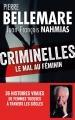 Couverture Criminelles : Le mal au féminin Editions de Noyelles 2017