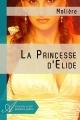 Couverture La princesse d'Elide Editions Hachette / BNF 1664