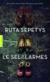 Couverture Le sel de nos larmes Editions Gallimard  (Pôle fiction) 2018